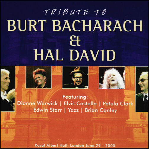 A Tribute To Burt Bacharach and Hal David (2000)
