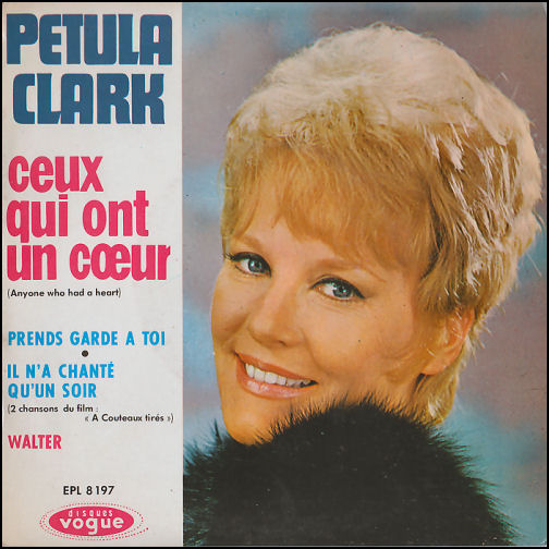 Ceux Qui Ont Un Coeur (Anyone Who Had A Heart) (1964)