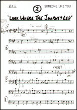 Production sheet music